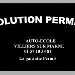 solution permis